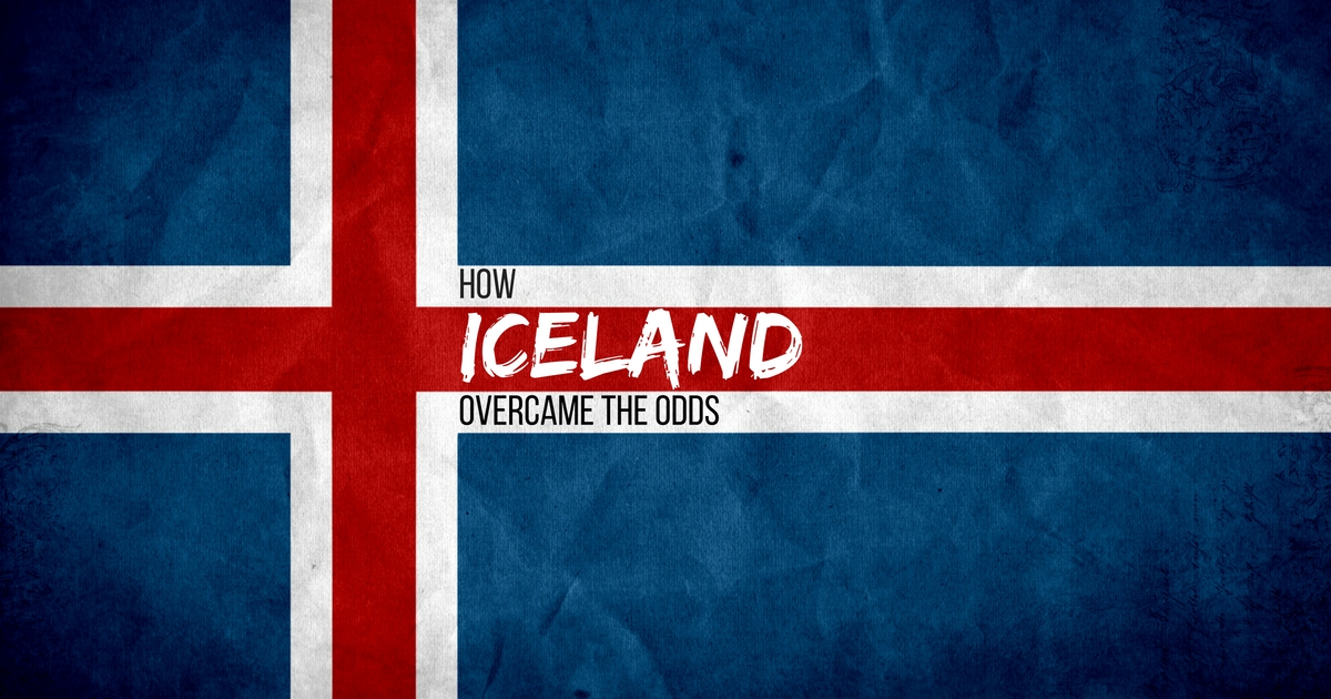 How Iceland overcame the odds to qualify for the world cup